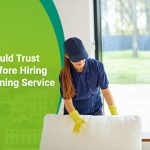 Hiring A Home Cleaning Service